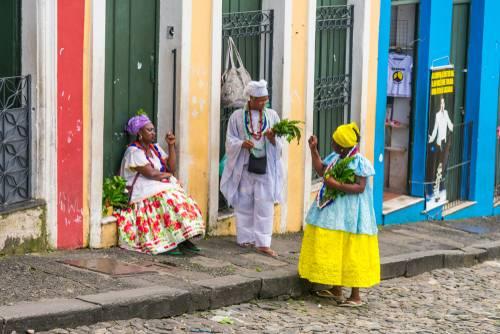 Mennesker - Salvador, Brazil