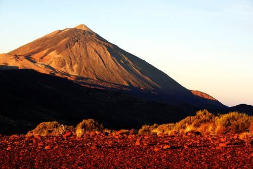 Teide Tenerife Kanariøyene Spania
