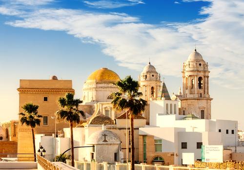 Cadiz Spania