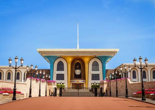 Al Alam Palace, Oman, Muscat