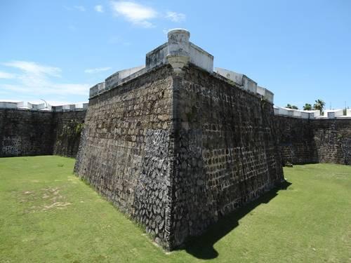 Acapulco fort, Mexico