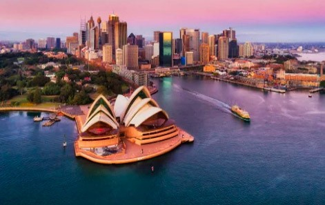 Fransk Polynesia og ikoniske Sydney