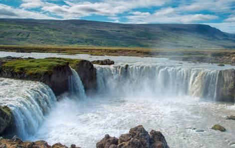 Hvalsafari og vulkaner på Azorene og Island