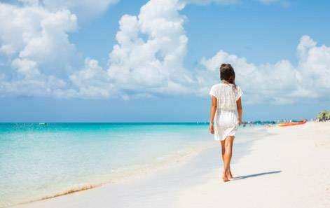Idylliske øyer i Karibien