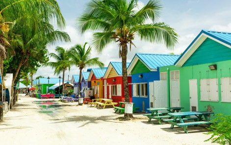 Karibiske øyer og Colombia Februar 2021