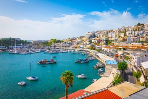 Pireus, Athen, Hellas