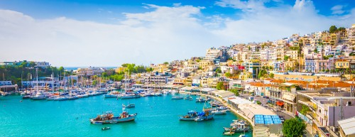Pireus, Hellas