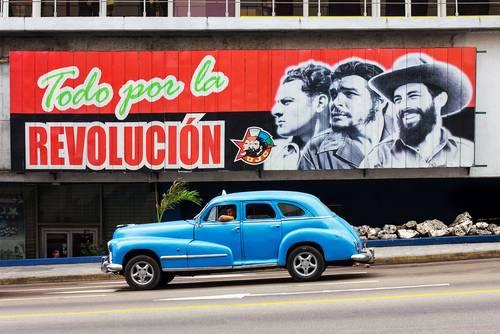 Revolucion Havana, Cuba