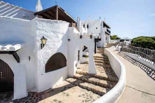 Binibeca, Menorca, Balearene, Spania