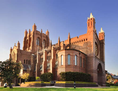 Domkirke, Newcastle, Australia
