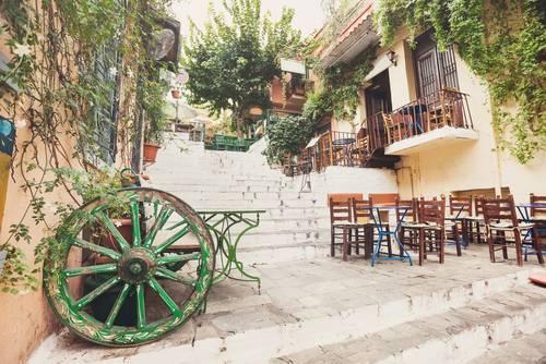 Plaka Aten, Hellas
