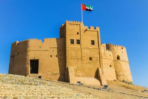Slott, Fujairah, De forente arabiske emirater