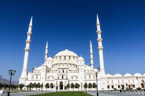 Mosque, Fujairah, De forente arabiske emirater