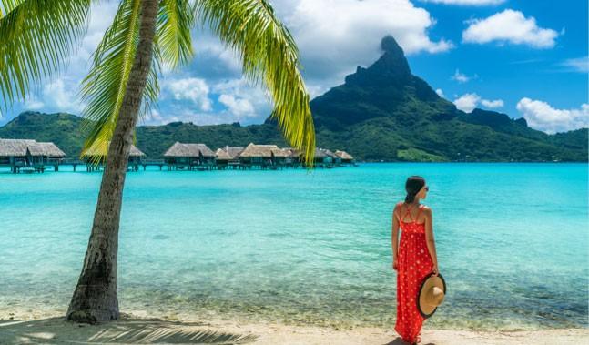 Jorden rundt Franske Polynesia