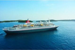 Cruise rundt Storbritannia og Nord-Irland