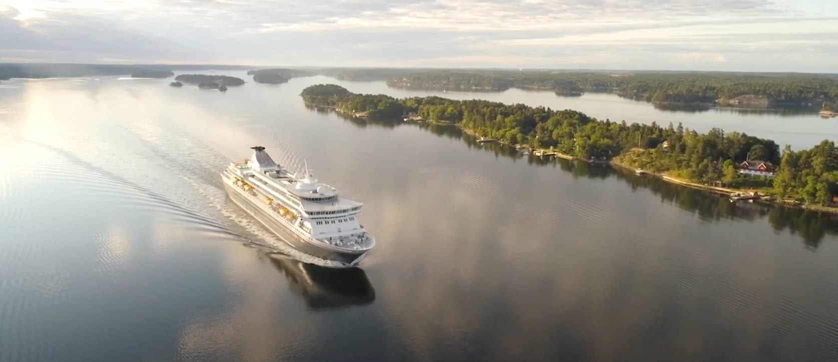 Fred. Olsen Cruise Lines introduserer to nye skip