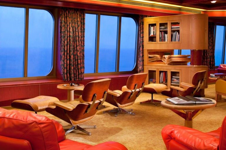 Borealis - Explorations Cafe - Fred. Olsen Cruise Lines
