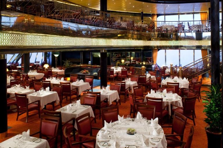 Hovedrestaurant Borealis - Fred. Olsen Cruise Lines