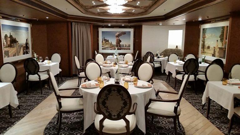 Grillrestauranten Pinnacle - Bolette - Fred. Olsen Cruise Lines
