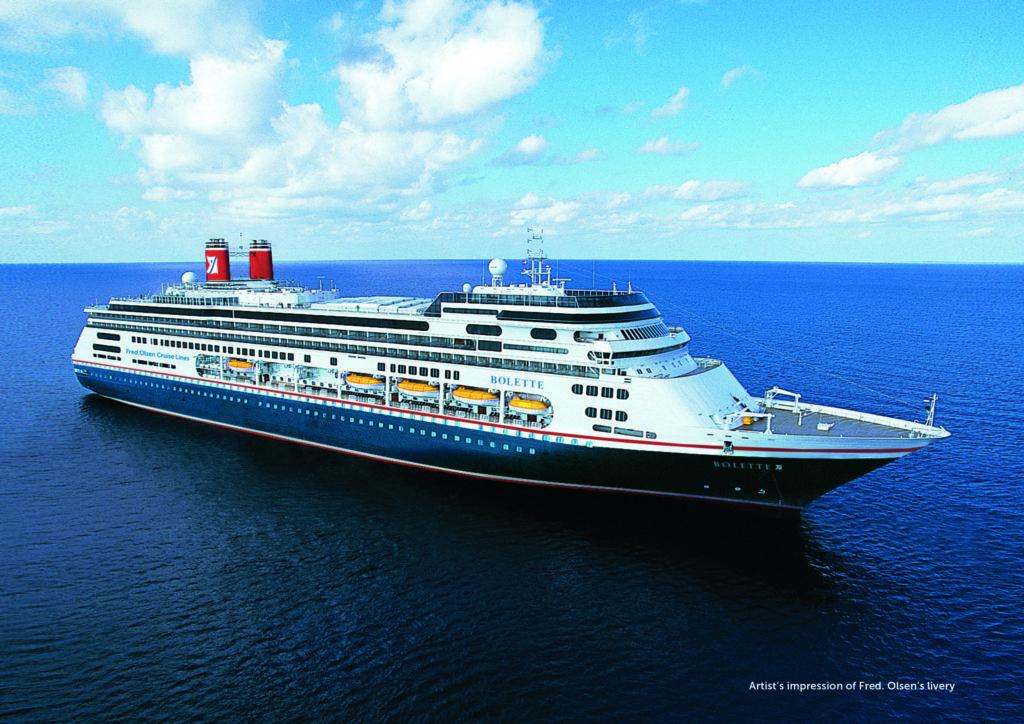 Bolette Fred. Olsen Cruise Lines