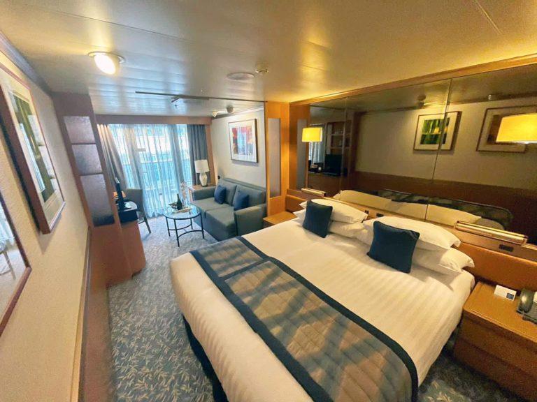 Balcony Junior Suite, 6187 on board Borealis