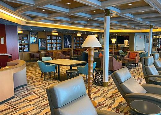 Borealis Lounge Fred. Olsen Cruise Lines