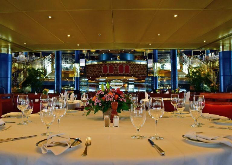 Borealis restaurant Fred. Olsen Cruise Lines