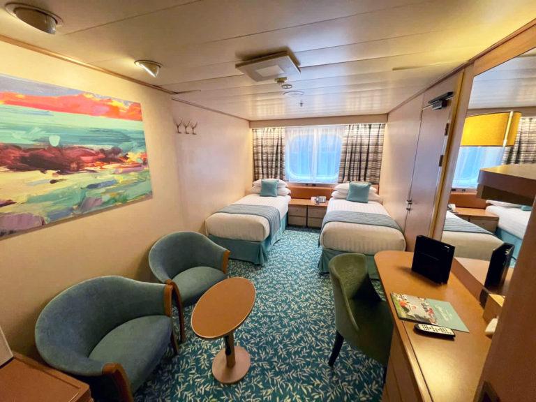 Superior Ocean View, 2564 on board Borealis